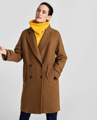 LONG CROSSOVER COAT
