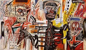 Philistines 1982 - Basquiat